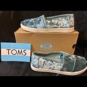 Brand New Girls TOMS